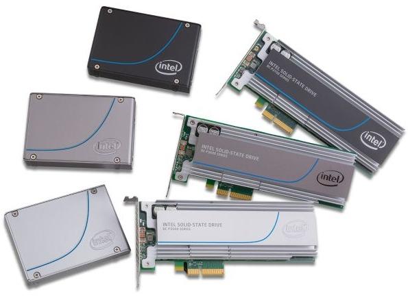 Intel ,SSD,PCIe,NVMe