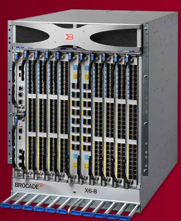 Consumer Reports Home Security >> StorageNewsletterBrocade: Gen 6 FC Directors for All-Flash Data Center - StorageNewsletter