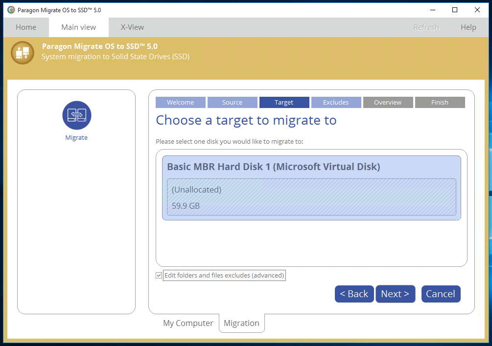 paragon migrate os to ssd 5.0 download