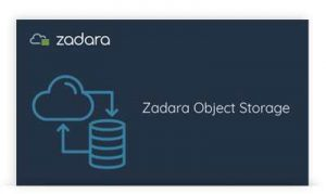 Zadara object storage