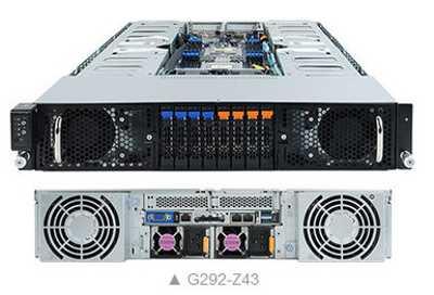 Gigabyte G292 Series