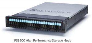 Fungible Fs1600 Storage Platform